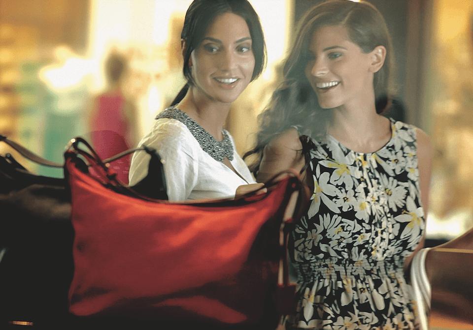 Shopping, Attica, Women
