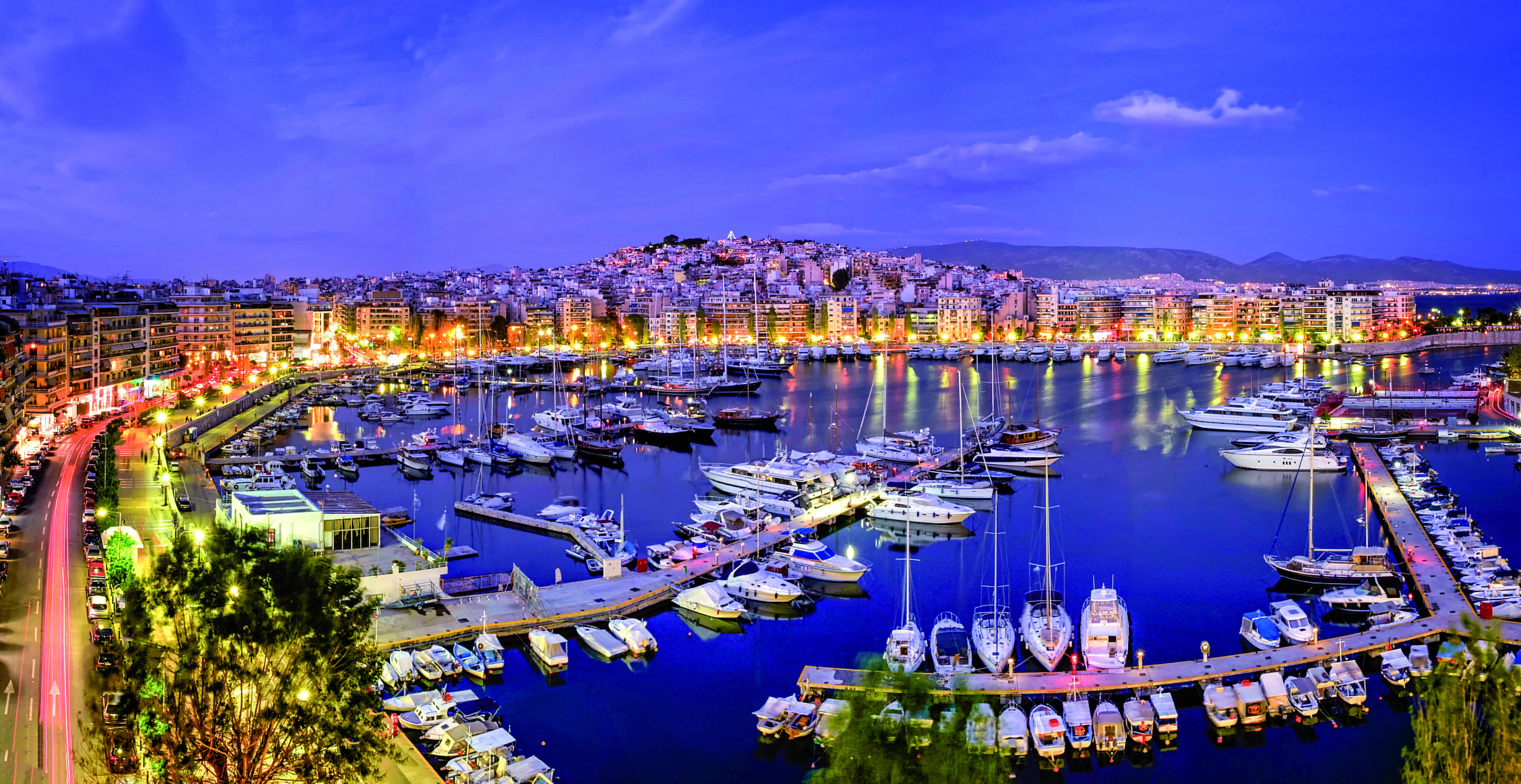 Pasalimani, Piraeus, Ships, Port