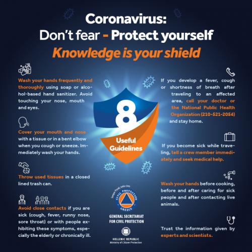 instructions virus caution