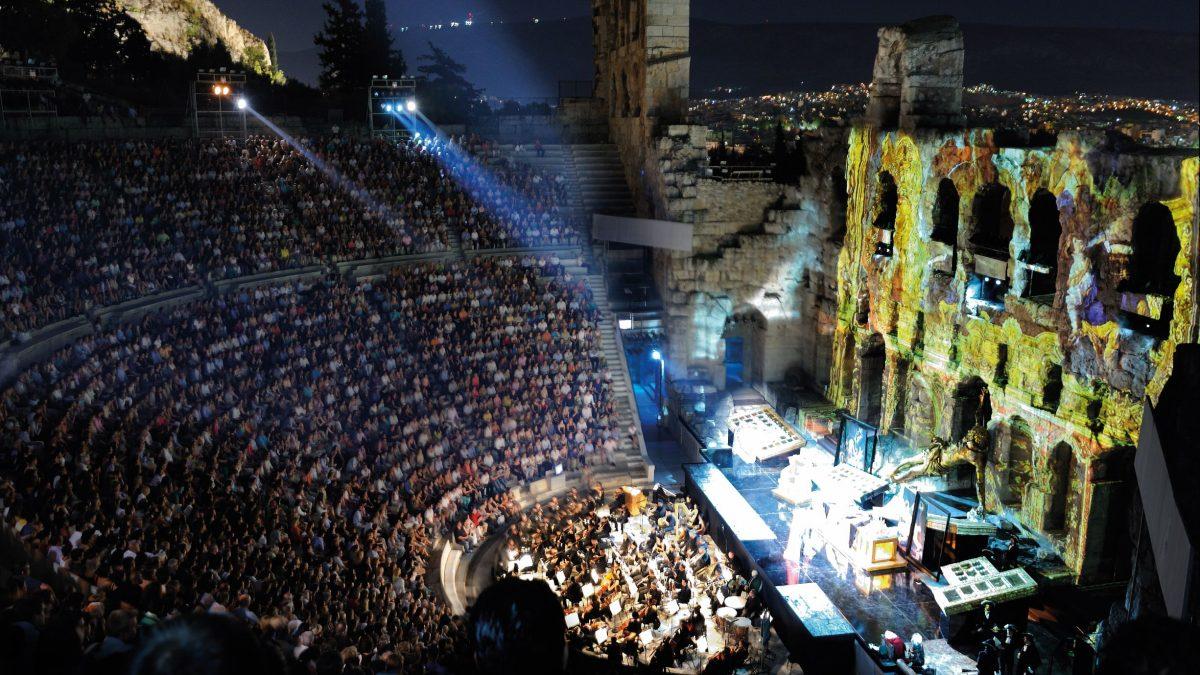 Festivals Attica Culture