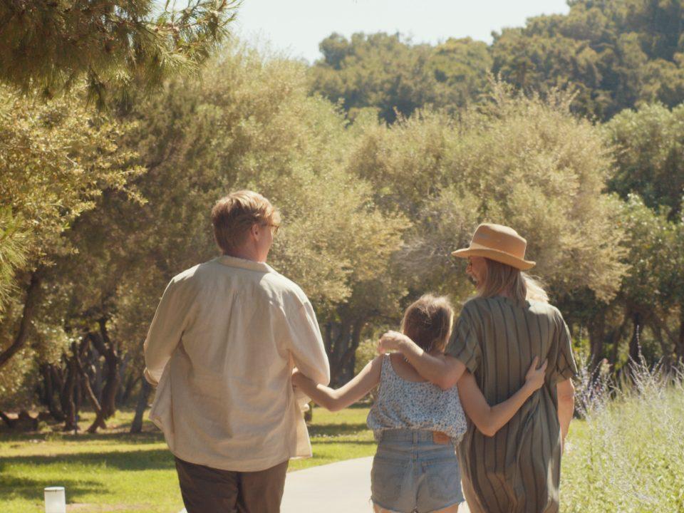 Nature Paiania Attica Family Walk